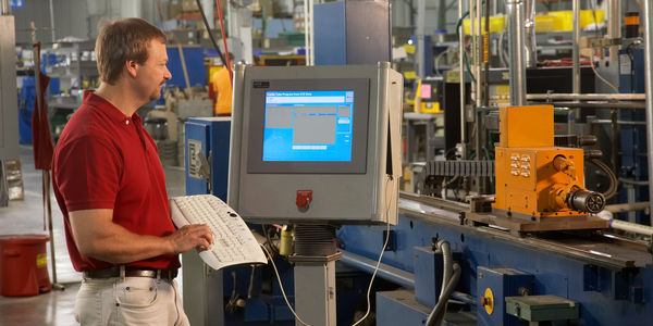 Highly-skilled engineers allows Stark Manufacturing to run multiple CNC-controlled equipment at one time.  Investing in plant productivity has always been part of CoBe Capital's business plan for Stark Manufacturing.