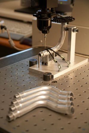 The engineers and toolmakers at Stark Manufacturing have built custom solutions for customer needs.